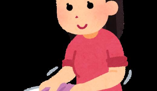 【子どもも大人も使える】エリ・ソデ汚れに効く洗濯方法2選〜どの家にもあるもので落とす〜